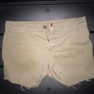 Dickies cut off shorts